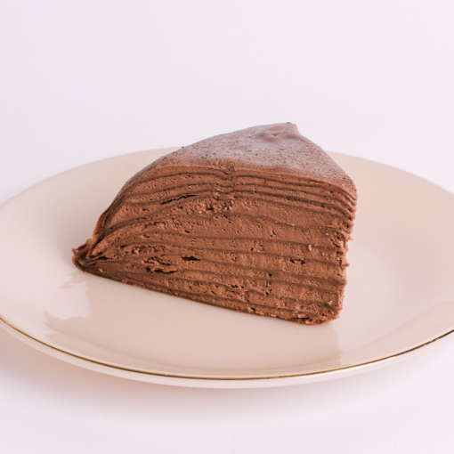 Chocolate Mille Crêpes