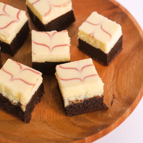 Cheese Brownies