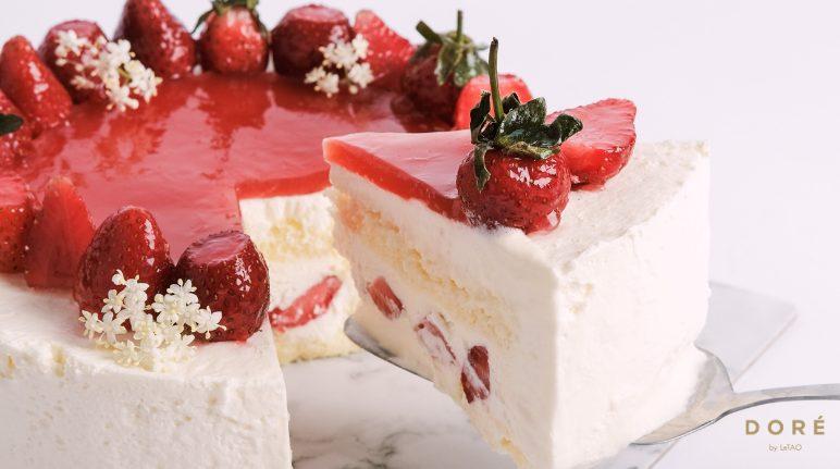 Strawberry Shortcake: Layers of Happiness