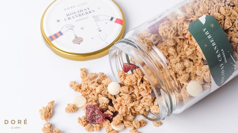 Granola: Snack with full of benefit