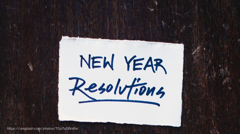 New Year 2021: New Resolutions