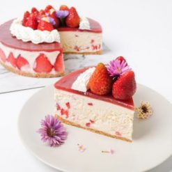 Ichigo Rare Cheesecake