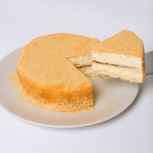 Okinawa Fromage Cheescake Cake