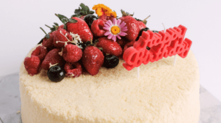 Beautiful Meaning of Birthday Cake