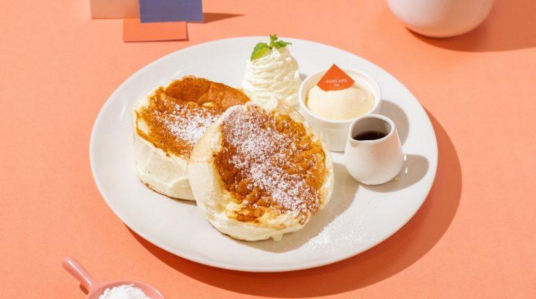 Fluffy Pancake: Happy Pancakes!