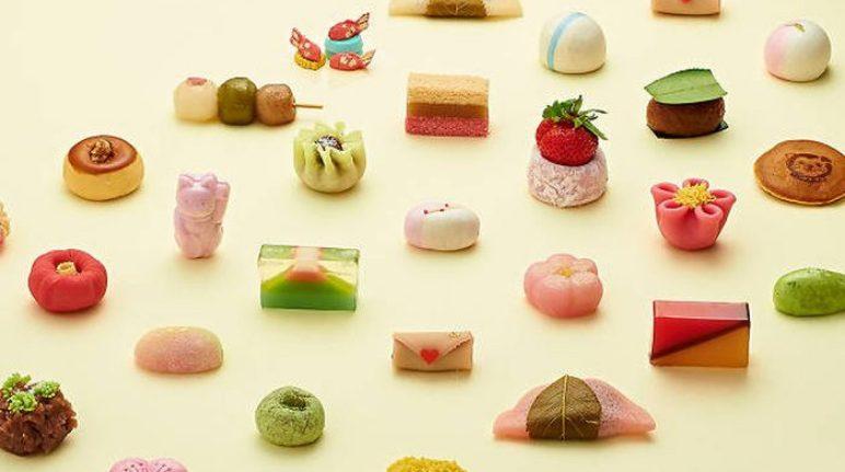 The Art of Japanese Food 2: Wagashi