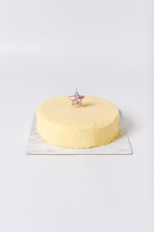 Star Candy Birthday Candle