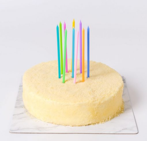 Coloring Set Birthday Candle