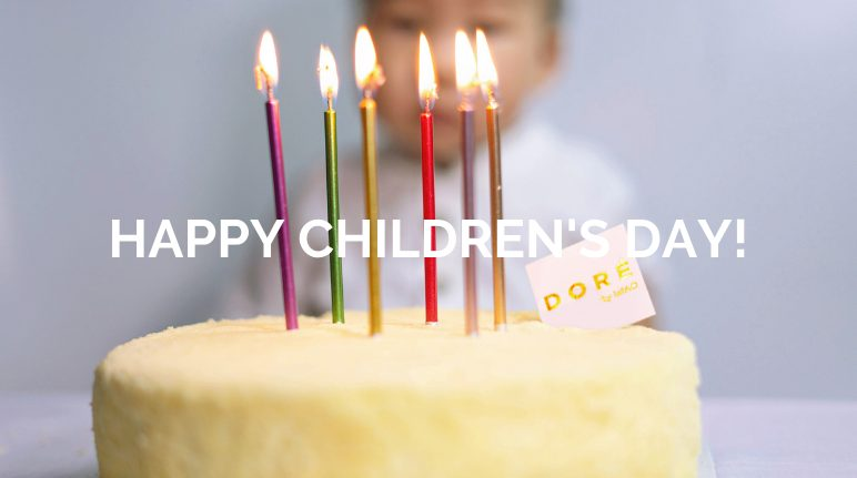 Happy National Childrens Day!