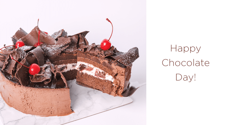 Chocolate Day, The Happiest Day for Desserts!