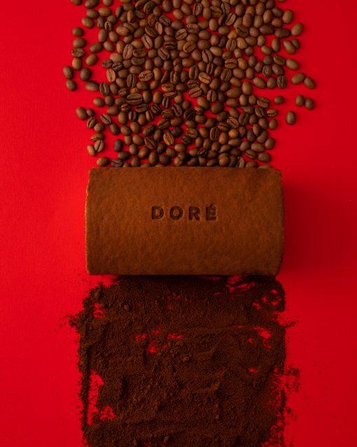 Toraja Kopi Roll Cake