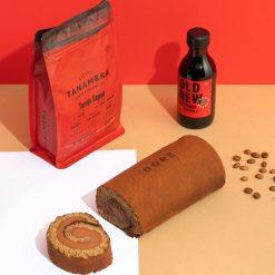 Toraja Kopi Roll Cake: Authentic Indonesian Taste