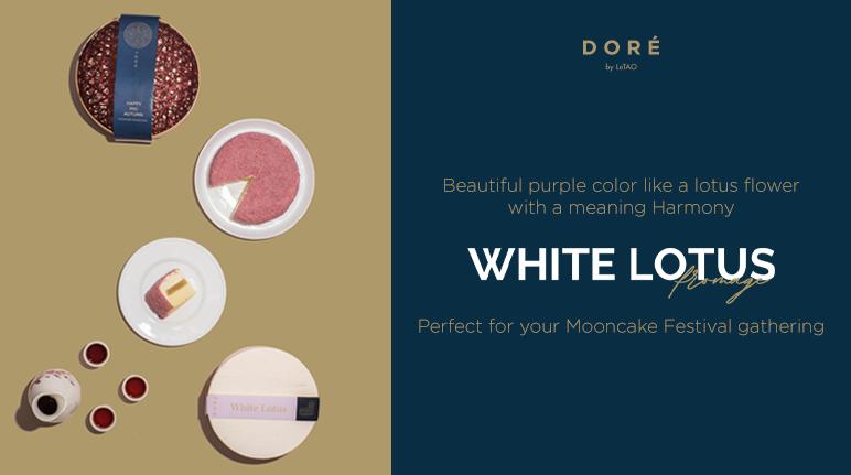 White Lotus Fromage Cheescake