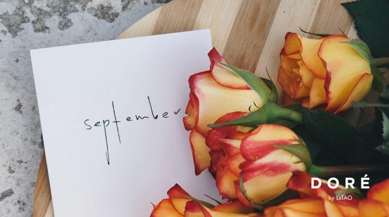 Autumn September: Hope for Harmonious Life!